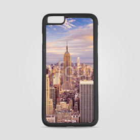 Etui na iPhone 6 Plus/6s Plus Słońce nad Manhattanem