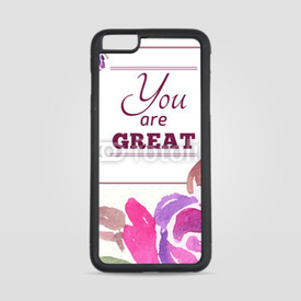 Etui na iPhone 6 Plus/6s Plus You are great