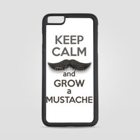 Etui na iPhone 6 Plus/6s Plus Keep Calm and grow a Mustaches