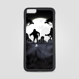Etui na iPhone 6 Plus/6s Plus Halloweenowa noc zombie