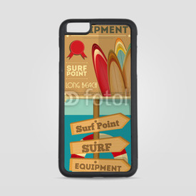 Etui na iPhone 6 Plus/6s Plus Surfing