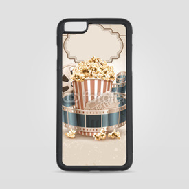 Etui na iPhone 6 Plus/6s Plus Retro popcorn