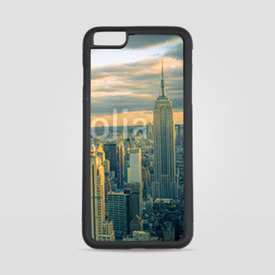 Etui na iPhone 6 Plus/6s Plus New York City wieczorem