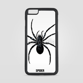 Etui na iPhone 6 Plus/6s Plus Engraving vintage Spider