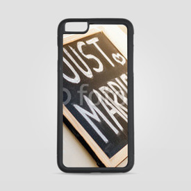 Etui na iPhone 6 Plus/6s Plus Just married
