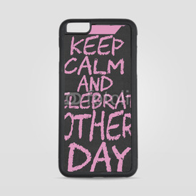 Etui na iPhone 6 Plus/6s Plus Keep calm and celebrate mother's day
