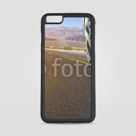 Etui na iPhone 6 Plus/6s Plus Motocyklista w Nevadzie