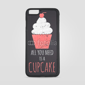Etui na iPhone 6 Plus/6s Plus Cupcake