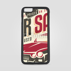 Etui na iPhone 6 Plus/6s Plus Care sale vintage sign