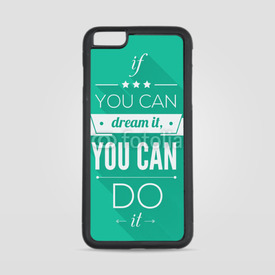 Etui na iPhone 6 Plus/6s Plus You can do it