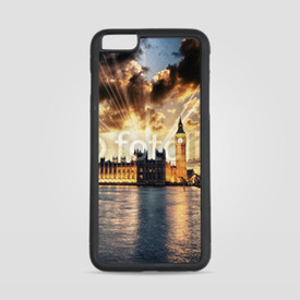 Etui na iPhone 6 Plus/6s Plus Rozświetlony Westminster