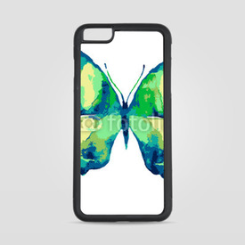 Etui na iPhone 6 Plus/6s Plus Akwarelowy motyl