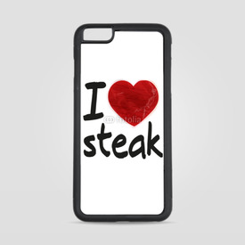 Etui na iPhone 6 Plus/6s Plus I love steak