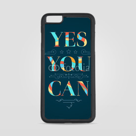 Etui na iPhone 6 Plus/6s Plus Yes, you can