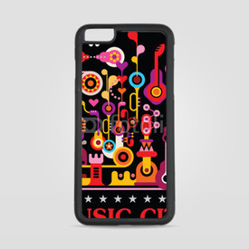 Etui na iPhone 6 Plus/6s Plus Music City