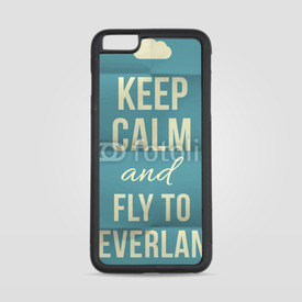 Etui na iPhone 6 Plus/6s Plus Fly to Neverland