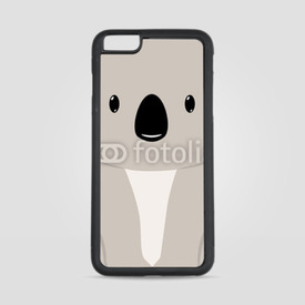 Etui na iPhone 6 Plus/6s Plus Miś koala