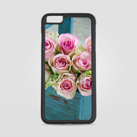 Etui na iPhone 6 Plus/6s Plus Bukiet róż