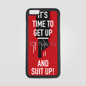 Etui na iPhone 6 Plus/6s Plus Get up and suit up