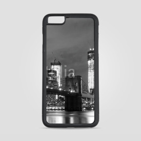 Etui na iPhone 6 Plus/6s Plus Brooklyn Bridge and Manhattan