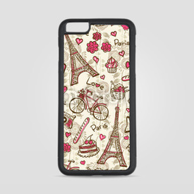 Etui na iPhone 6 Plus/6s Plus Paryski vintage