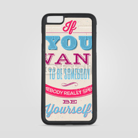 Etui na iPhone 6 Plus/6s Plus Be yourself