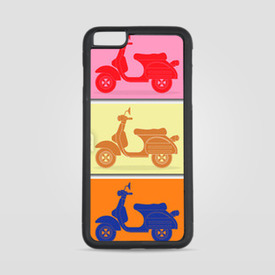 Etui na iPhone 6 Plus/6s Plus Popartowa Vespa