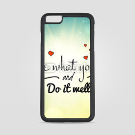 Etui na iPhone 6 Plus/6s Plus Love what you do and do it well