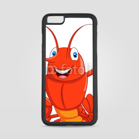 Etui na iPhone 6 Plus/6s Plus Zadowolony homar