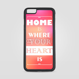"Etui na iPhone 6 Plus/6s Plus Retro card with quote ""Make something cool every day"""