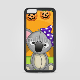 Etui na iPhone 6 Plus/6s Plus Koala na Halloween