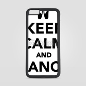 Etui na iPhone 6 Plus/6s Plus Keep Calm and Dance on