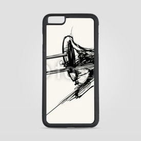 Etui na iPhone 6 Plus/6s Plus Puzonista