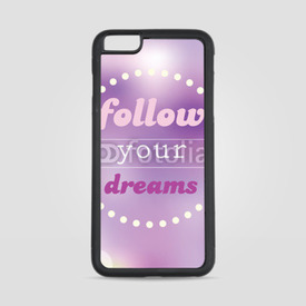 Etui na iPhone 6 Plus/6s Plus Follow your dreams