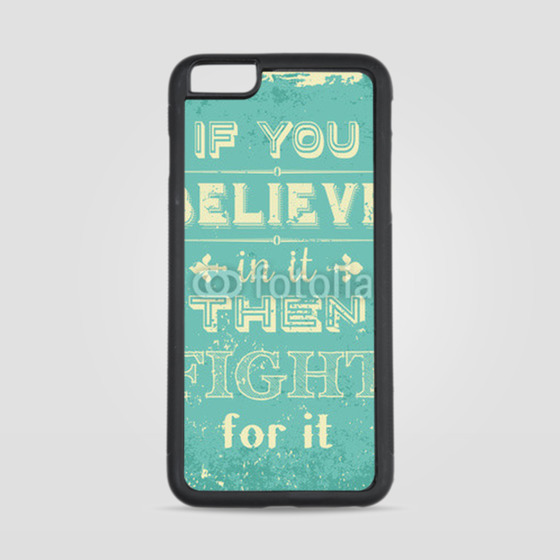 Etui na iPhone 6 Plus/6s Plus Fight for it