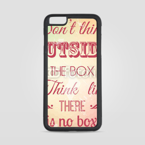Etui na iPhone 6 Plus/6s Plus There is no box