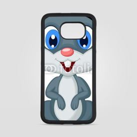 Obudowa na Samsung Galaxy S6 Cute mouse cartoon