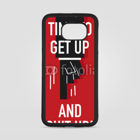 Obudowa na Samsung Galaxy S6 Get up and suit up