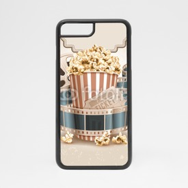 Obudowa na iPhone 7 Retro popcorn
