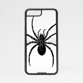 Obudowa na iPhone 7 Engraving vintage Spider