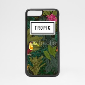 Obudowa na iPhone 7 TROPIC