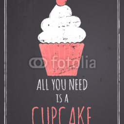 Etui na iPhone 5/5s/5SE Cupcake