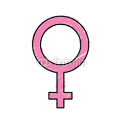 femele gender symbol