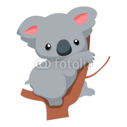 Etui na iPhone 6 Plus/6s Plus Mały koala
