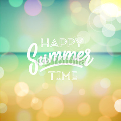 Happy summer time