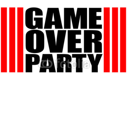 Game Over Party
