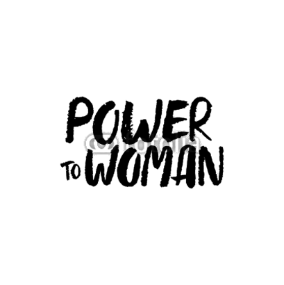 Power To Woman